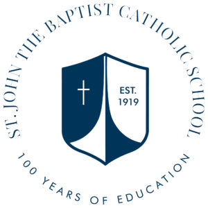SJB School 100 Year Logo | Private School in Portland, Oregon